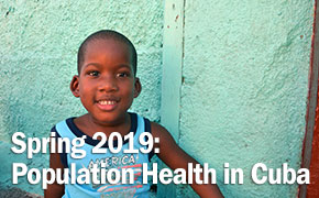 Population Health in Cuba: Spring 2019 Learn Abroad