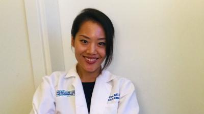 Yun Michelle, Graduate of Wound Ostomy Continence Nursing Education Program